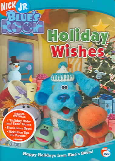 BLUE'S CLUES:HOLIDAY WISHES BY BLUE'S CLUES (DVD)